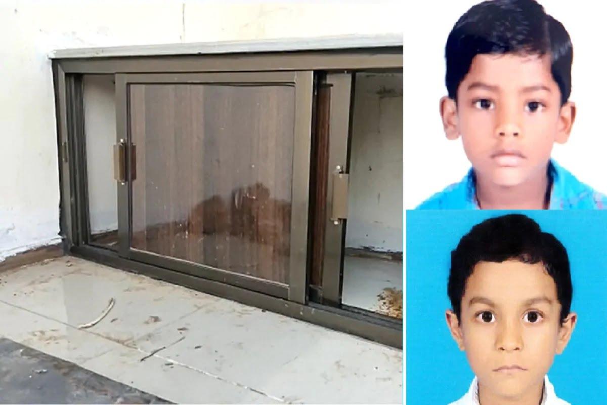 mehsana visnagar mehsana gujarat accident two kids in cupboard less oxygen died kp 1 » Trishul News Gujarati Breaking News