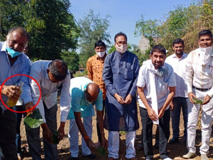 dediya pada daru sathe rastanu khat murat 1 » Trishul News Gujarati Breaking News