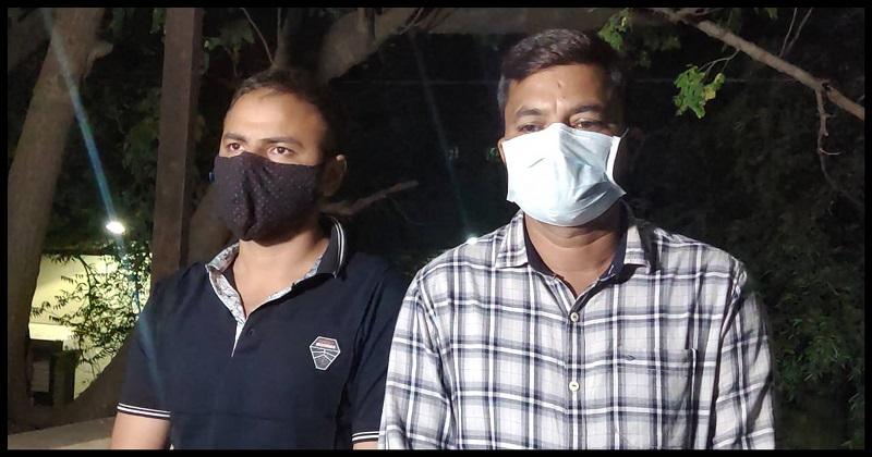two accused 25 lakh bharuch congress candidate kiritsinh jadeja » Trishul News Gujarati Breaking News
