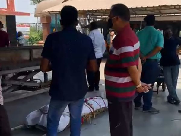 an average of 240 deaths a day lack of space in surat cemetery bodies had to be taken to bardoli 1 - Trishul News Gujarati Breaking News