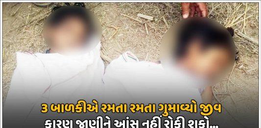 car lock mistake three minor girl died suffocation rajasthan bharatpur - Trishul News Gujarati Breaking News