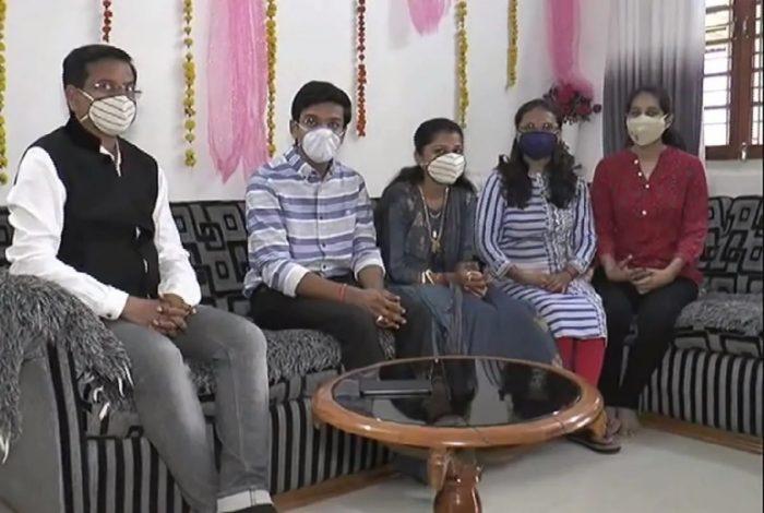 surat bardoli surat gujarat family simple marriage gives three lakh rupees to pm fund » Trishul News Gujarati Breaking News