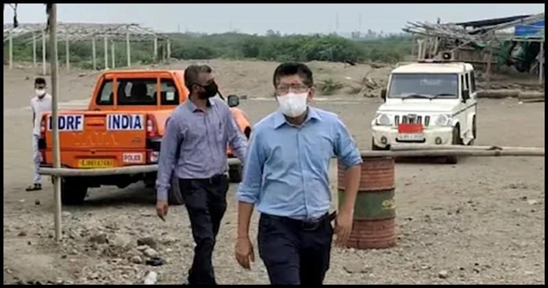 surat tauktae cyclone surat village alert ndrf team deployed 800 workers displaced » Trishul News Gujarati Breaking News gujarat