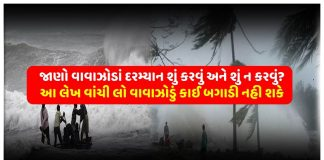 what is needed to prepare for a hurricane 1 » Trishul News Gujarati Breaking News