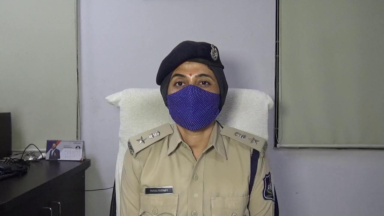 dcp panna momaya surat trishul news પન્ના મોમાયા » Trishul News Gujarati Breaking News dcp panna momaya, gujarat, surat, surat crime news, Surat police, surat rape, સુરત
