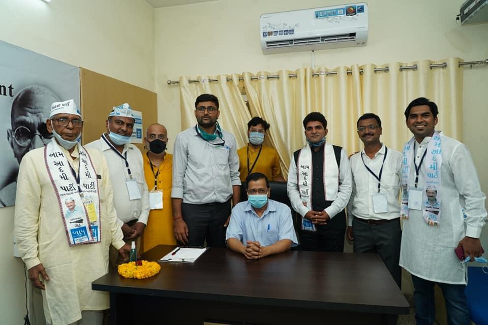 isudan gadhvi aap » Trishul News Gujarati Breaking News આપ, ઇસુદાન ગઢવી, કેજરીવાલ