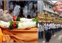 hariprasad swamis childhood friend dhruske dhruske cried trishulnews » Trishul News Gujarati Breaking News