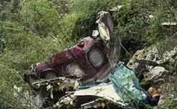 international passengers killed when plane crashes into rock due to » Trishul News Gujarati Breaking News
