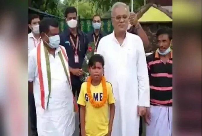 school boy sahdev song bachpan ka pyar viral on social media » Trishul News Gujarati Breaking News