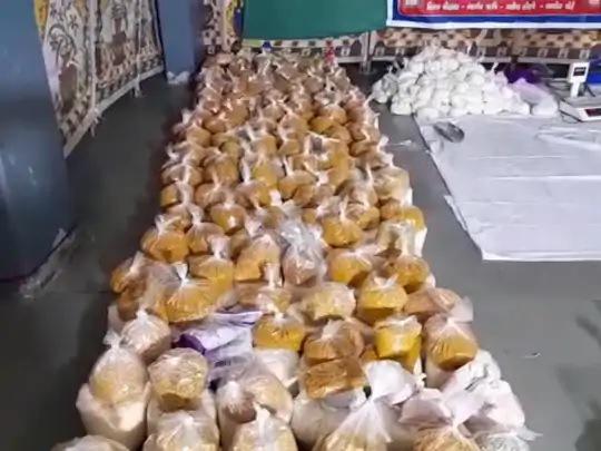 maharashtras konkan devastated by heavy rains food kits sent to affected people from surat1 - Trishul News Gujarati Breaking News