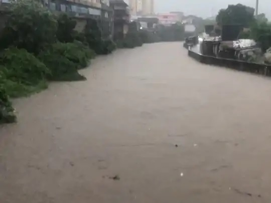junagadh district maximum inches of rain trishulnews1 - Trishul News Gujarati Breaking News gujarat, heavy rain, junagadh, અતિભારે વરસાદ, ગુજરાત, જુનાગઢ, ભારેથી અતિભારે વરસાદ