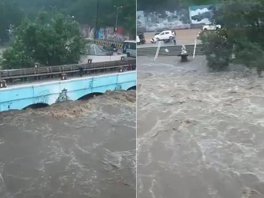 junagadh district maximum inches of rain trishulnews2 - Trishul News Gujarati Breaking News gujarat, heavy rain, junagadh, અતિભારે વરસાદ, ગુજરાત, જુનાગઢ, ભારેથી અતિભારે વરસાદ