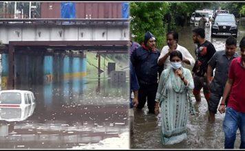rain falls death toll rises to 22 lucknow uttar pradesh trishulnews » Trishul News Gujarati Breaking News