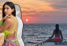 sara ali khan shows abs and perfect figure in bikini see photos 1 » Trishul News Gujarati Breaking News