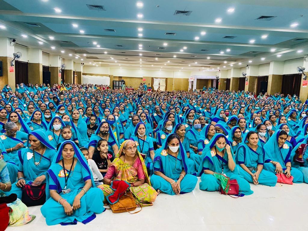 1 26 - Trishul News Gujarati Breaking News gujarat, surat, trishul news, ગુજરાત, ત્રિમાસિક સત્સંગ સભા એવમ મહિલા સશક્તિકરણ શિબિર, સુરત