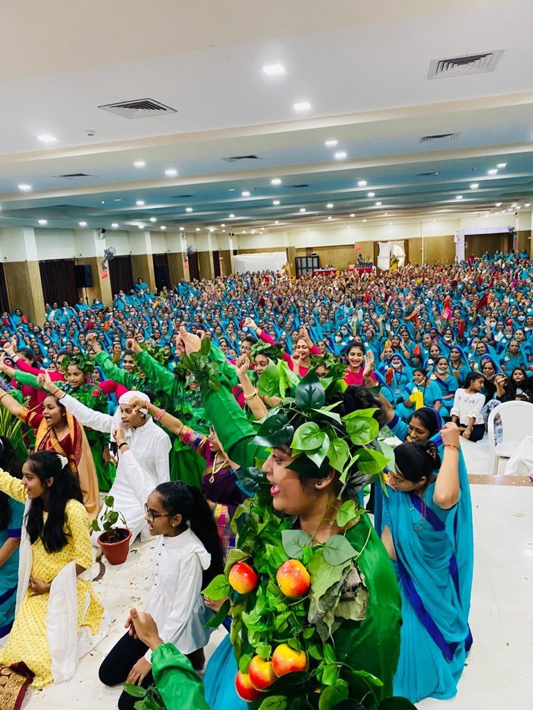 3 11 - Trishul News Gujarati Breaking News gujarat, surat, trishul news, ગુજરાત, ત્રિમાસિક સત્સંગ સભા એવમ મહિલા સશક્તિકરણ શિબિર, સુરત