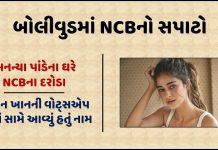 aryan khan drugs case ncb raid on chunkey pandey daughter ananya panday house trishulnews - Trishul News Gujarati Breaking News