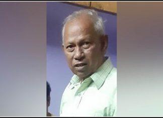 in punes kumbharia village an unidentified person strangled an old man and killed him trishulnews - Trishul News Gujarati Breaking News