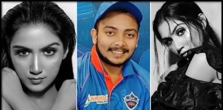 see the beautiful photos of prithvi shaws rumoured girfriend prachi singh - Trishul News Gujarati Breaking News